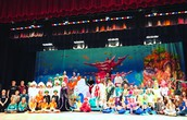 OVMS Students Took Crowds 'Under the Sea' with The Little Mermaid