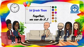 1st Grade/1er Grado