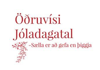 Öðruvísi jóladagatal