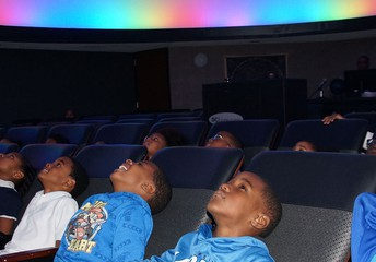The Hoffman Planetarium