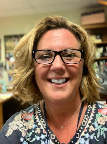 Christine Sartory, OHS Librarian