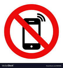 NO Cell Phone Policy During Assessments
