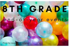 Eighth Grade Events