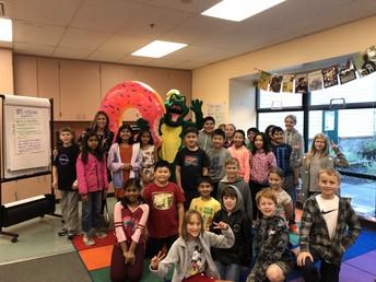 Congratulations to Mrs. Potocki's Class!