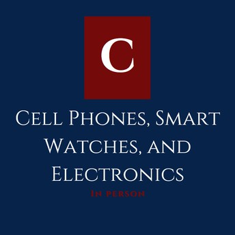 Cell Phones, Smart Watches, and Electronics