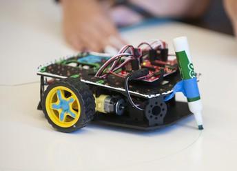 CCJH Fiddle Brickers Robotics Club