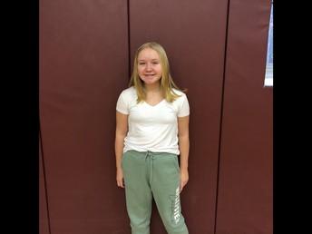 Middle School Student Spotlight - Mackenzie Azzara
