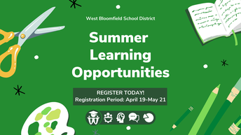 A REIMAGINED SUMMER LEARNING EXPERIENCE - MULTIPLE WAYS TO LEARN