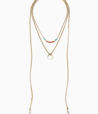 Grandi Layered Necklace