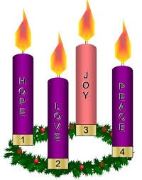 Advent Wreath blessing