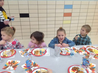 Thanksgiving in Preschool