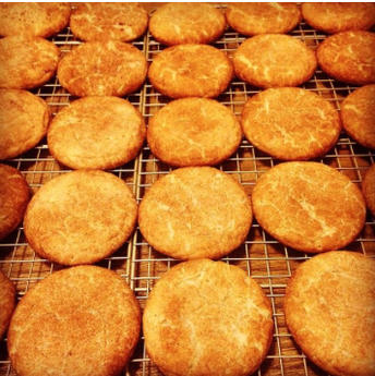 The Greatest Snickerdoodle Cookie By: Naomi Watson