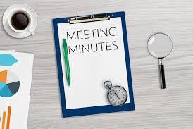 October 13, 2020 EC PTA General Meeting Minutes