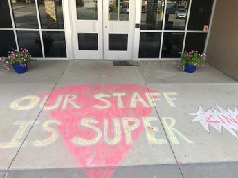 Thank you Randolph community for making our teachers feel so appreciated!