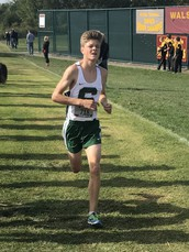 SHS SENIOR BRIAN WYLER FINISHES 27TH IN STATE CROSS COUNTRY MEET