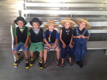 Pioneer Summer Camp