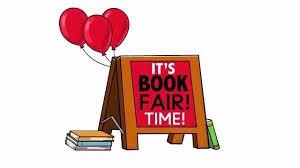 Scholastic Book Fair - May 10 & 11