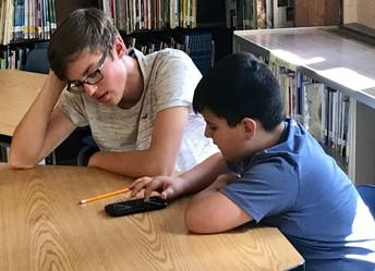 Partnership between QCSD, Big Brothers Big Sisters benefits high school, elementary students