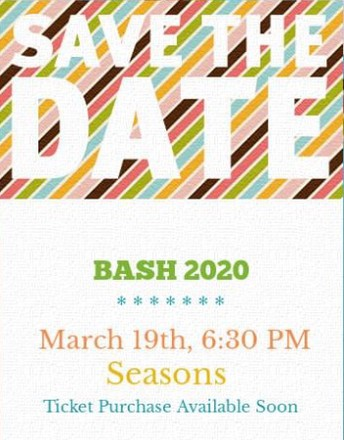 SAVE THE DATE - BROOKSIDE BASH!