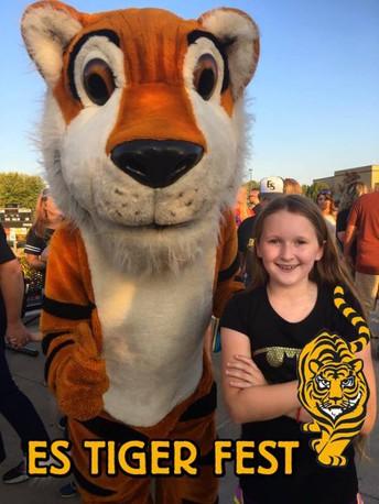ES Tiger Fest Facebook Frame