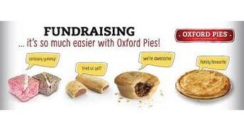 Oxford Pie Fundraiser for Team Tui's  Terrific Term 3 trip.