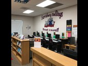 HHS Library Computer Hub