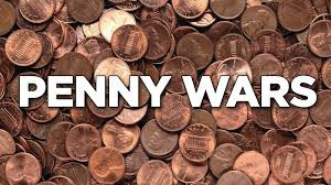 Penny Wars for U Can Share / Guerra de Centavos para U Can Share
