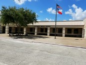 A.C. Blunt Middle School Before Hurricane Harvey