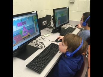 Kindergarten: Learning the Keyboard