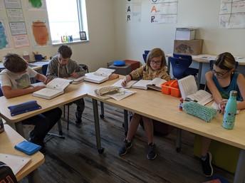 6th Grade Advanced Math