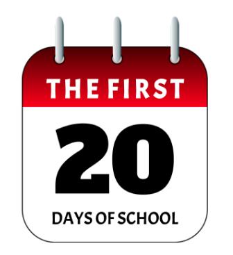 A Successful First 20 Days!