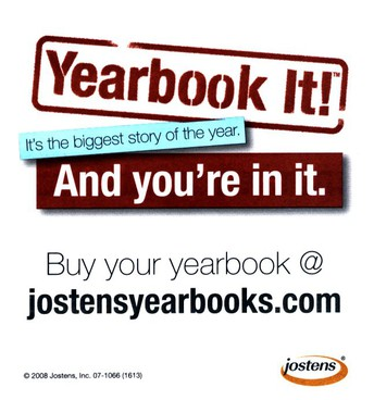 SALE!   Yearbook...Only $40!