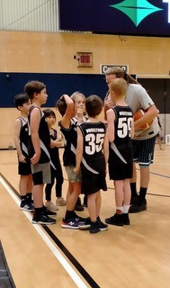 Vogeltown Wildcats getting some coaching!