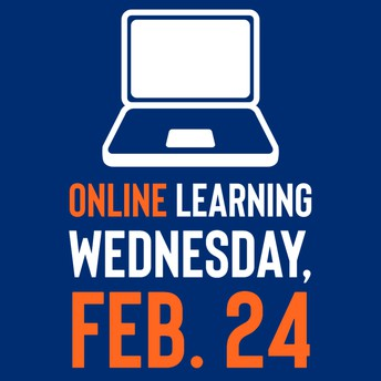 Feb. 24 online learning graphic