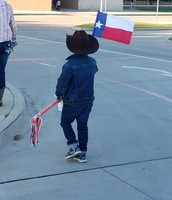 Kinder Rodeo - Success!
