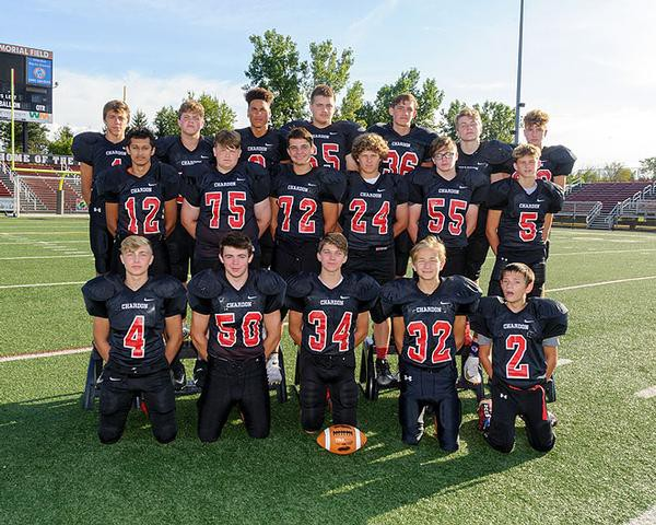 Congratulations Freshman Football Team on an UNDEFEATED season!