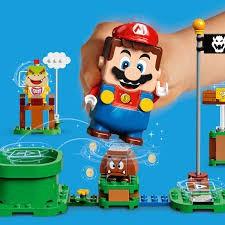 Lego Super Mario toy