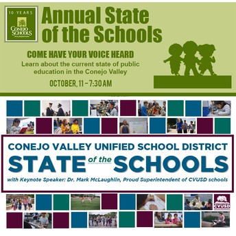 Conejo Schools Foundation to Host Annual State of the Schools Event