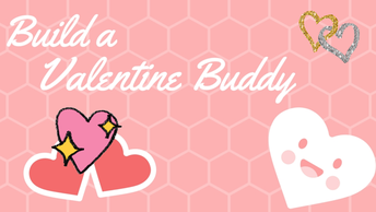 Build A Valentine Writing Activity in Google Docs