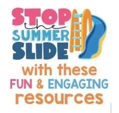 Stop Summer Slide