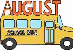 School Bus - The First Few Weeks