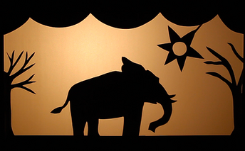 Shadow Puppetry Adventure!