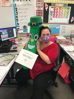 CONGRATULATIONS MS. SNYDER!!!