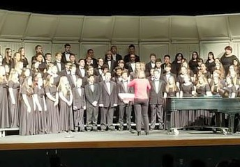 Tomball High School Choir