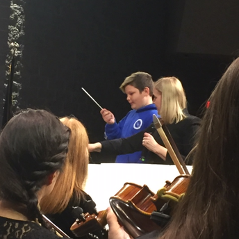 OLMS students attend Warren Symphony Orchestra