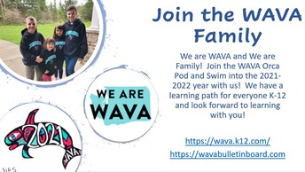 Thank you for being in the WAVA Family