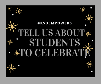 Know an empowered student? Tell us!