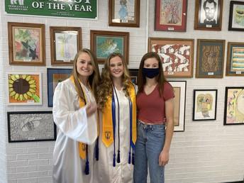 Kennedy Samargo, Laikelyn Leggett, Maggie Queen