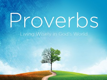 Proverbs Bible Study (Online)