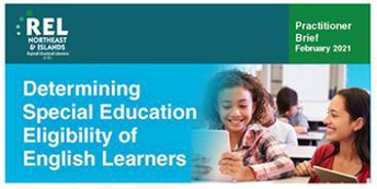 Resources for Determining Special Education Eligibility of English Language Learners